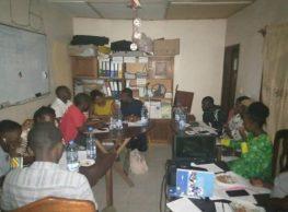 droit de l'homme : Formation de la cellule de veille  dans le WOURI et MOUNGO